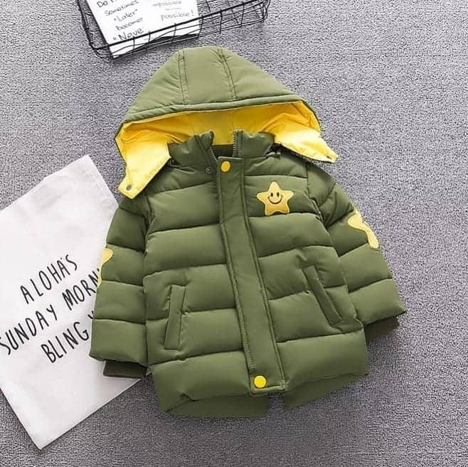 Ropa para niños 2019- abrigos para invierno muy de moda
