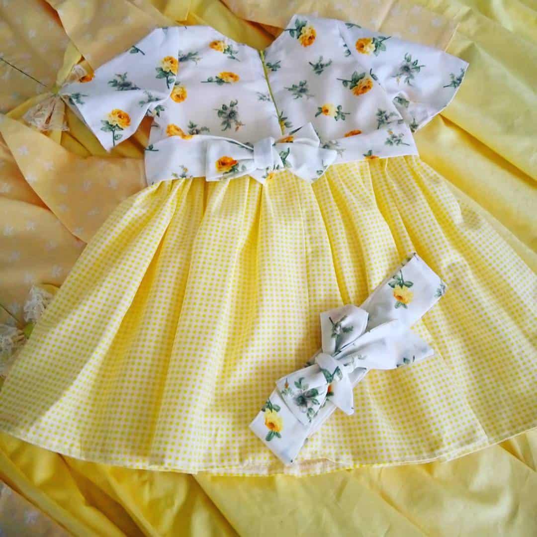 Ropa para niños 2019- vestido de verano para las ninas