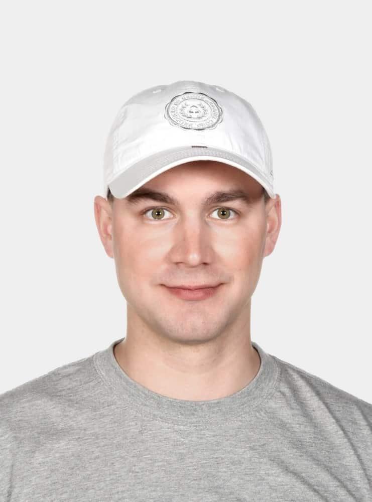 Sombreros para hombre 2019- moda masculina en blanco