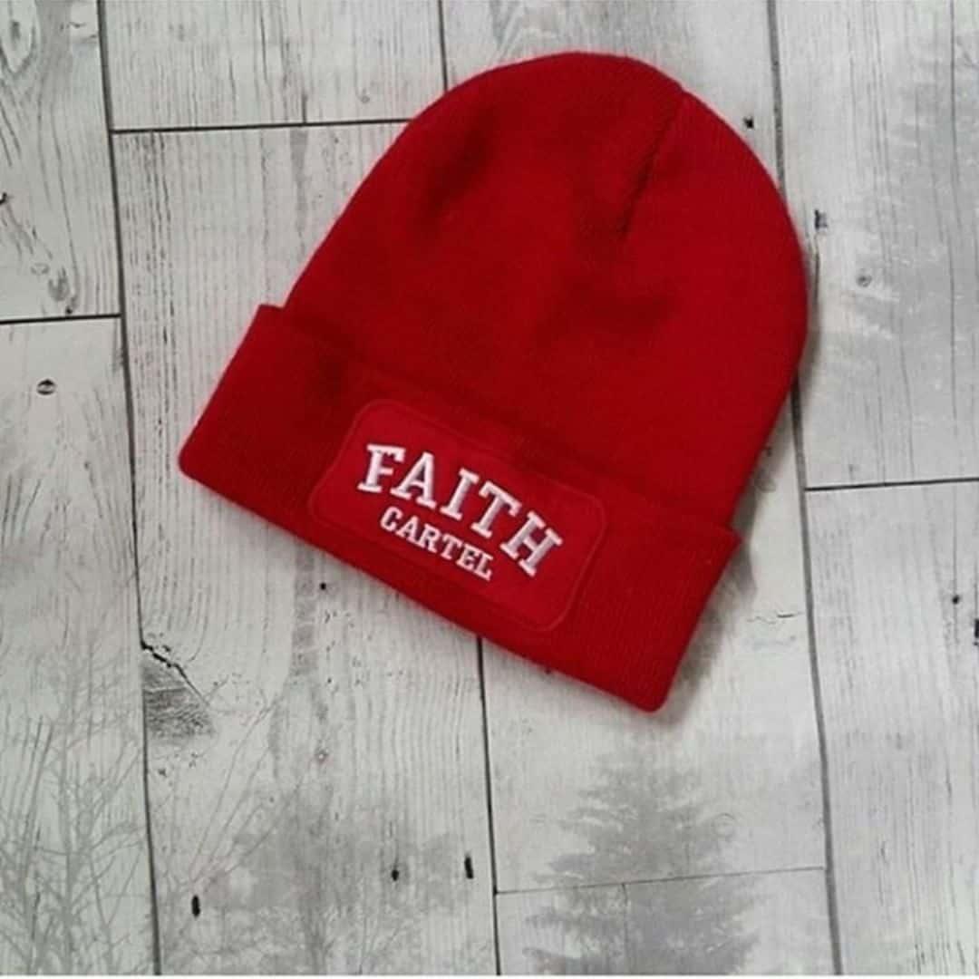 Sombreros para hombre 2019- color rojo para los sombreros de invierno