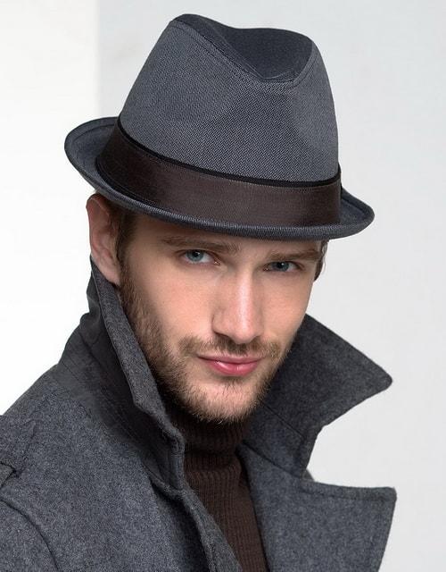 Sombreros para hombre 2019- combinacion de sombrero con su ropa