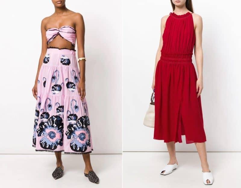 Vestidos 2019- ideas de modelos para las chicas modernas
