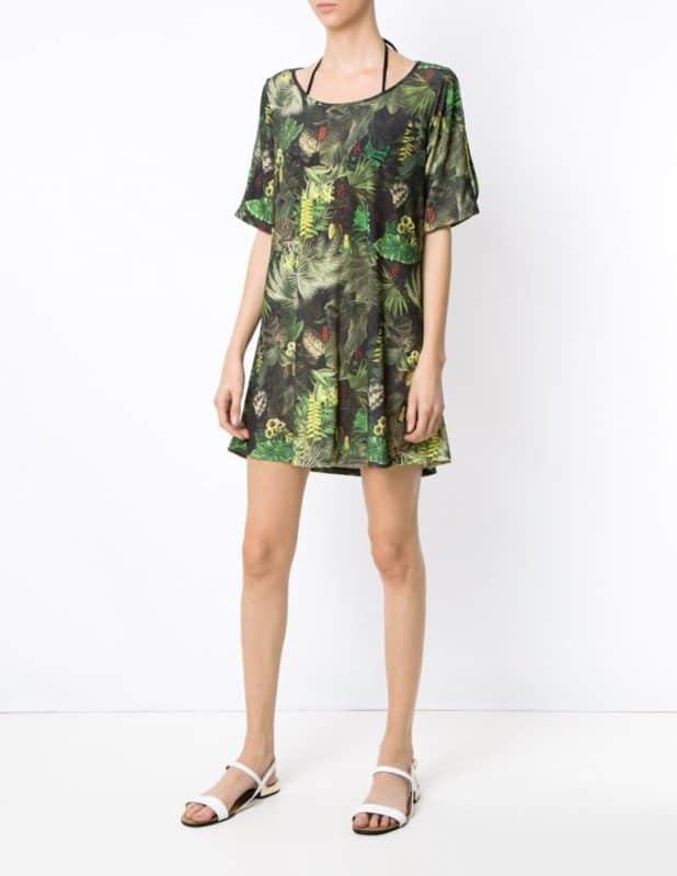 Vestidos 2019- mini vestidos muy en tendencias de moda