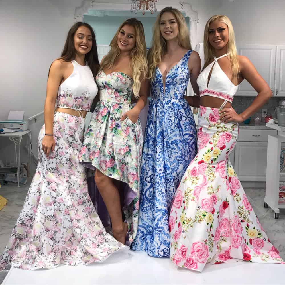 Vestidos de fiesta 2019- modelos increiblemente modaicos