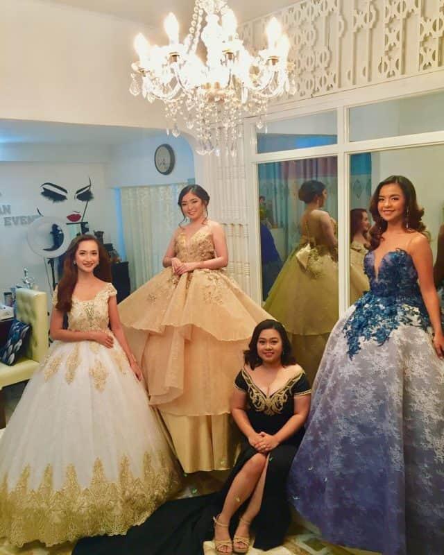 Vestidos de noche 2019- todas las tendencias de moda