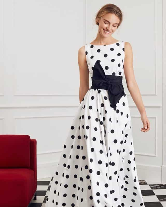 Vestidos de noche 2019- ideas para las chicas muy de moda