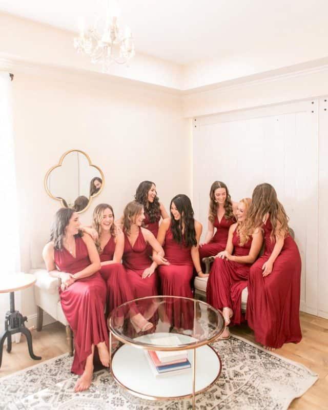 Vestidos de novia 2019- ropa para las amigas de movia