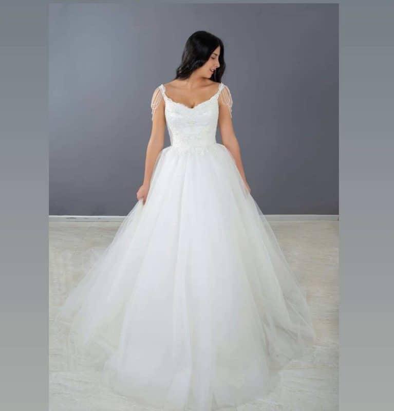 Vestidos de novia 2019- ideas clasicas para vestido de boda
