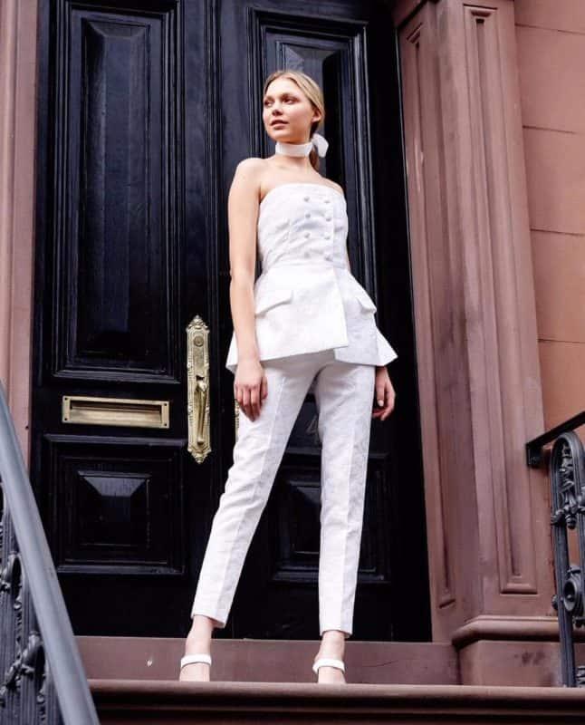 Vestidos de novia 2019- moda femenina muy atrevida