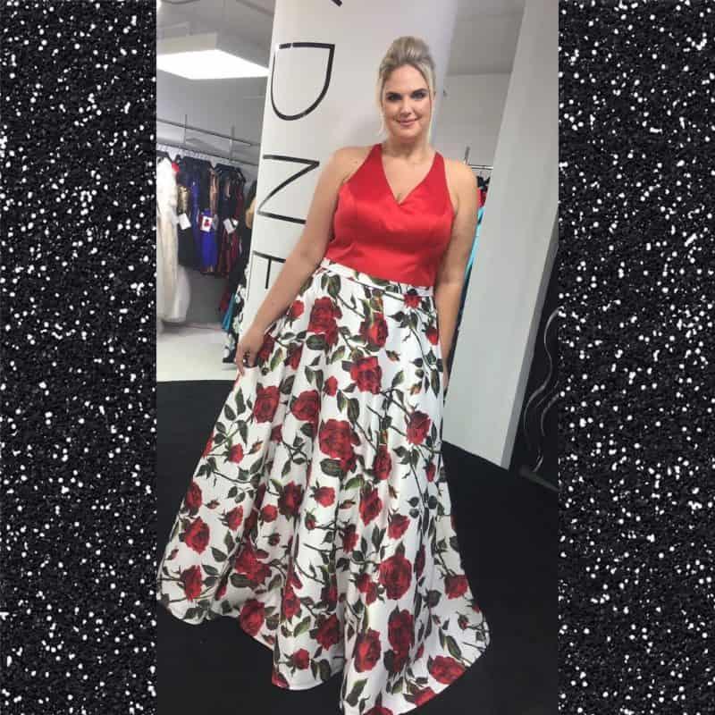 Vestidos tallas grandes 2019- ropa para veladas modernas