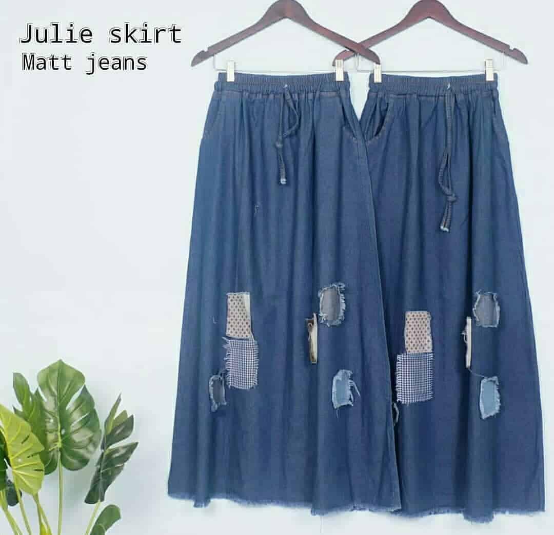faldas-jeans-2019