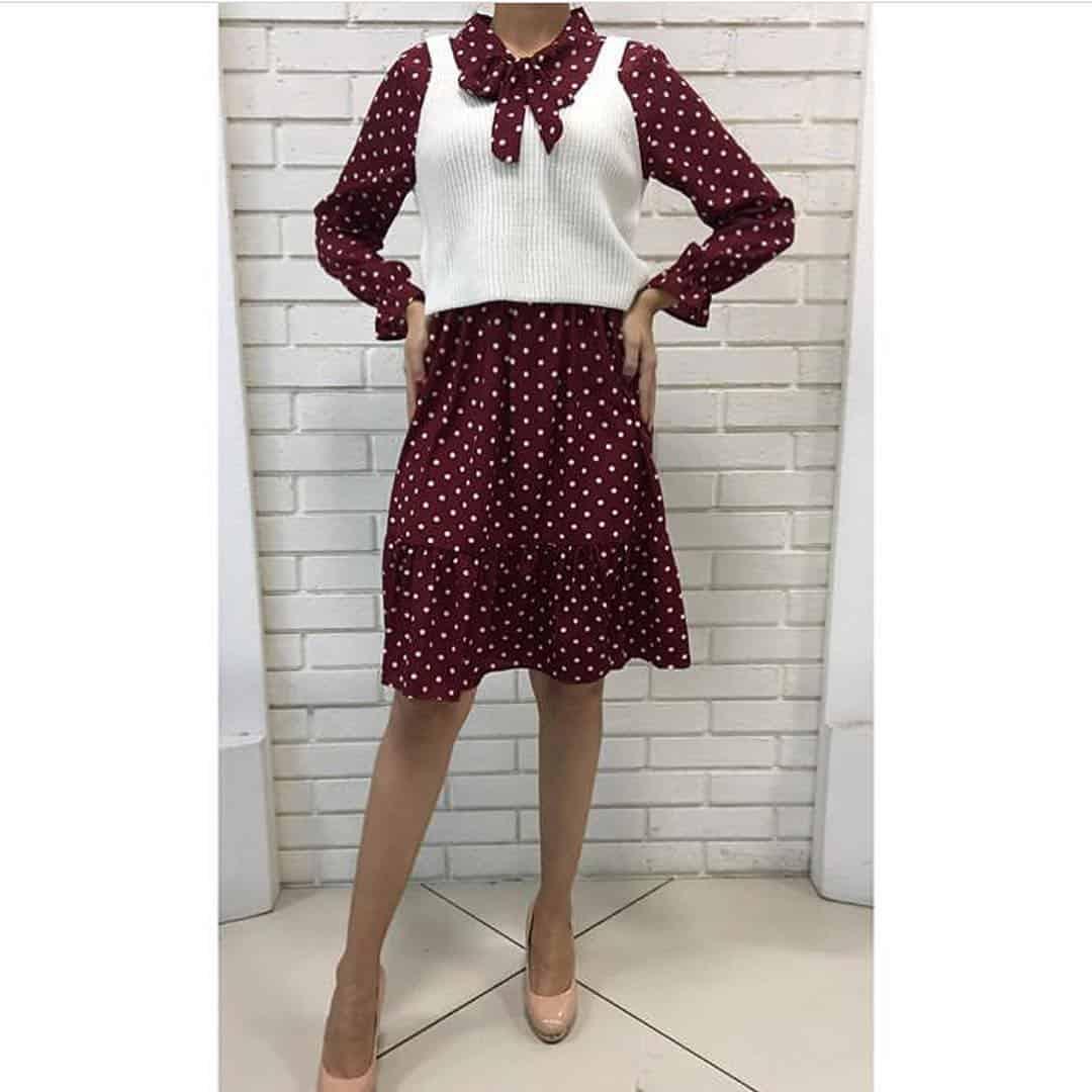vestidos-casuales-2019