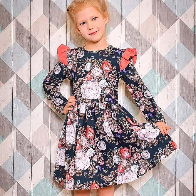 vestidos-para-niñas-2019