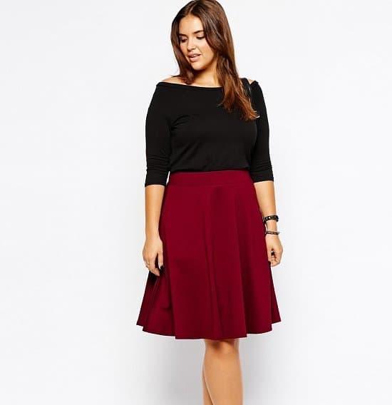 vestidos-tallas-grandes-2019