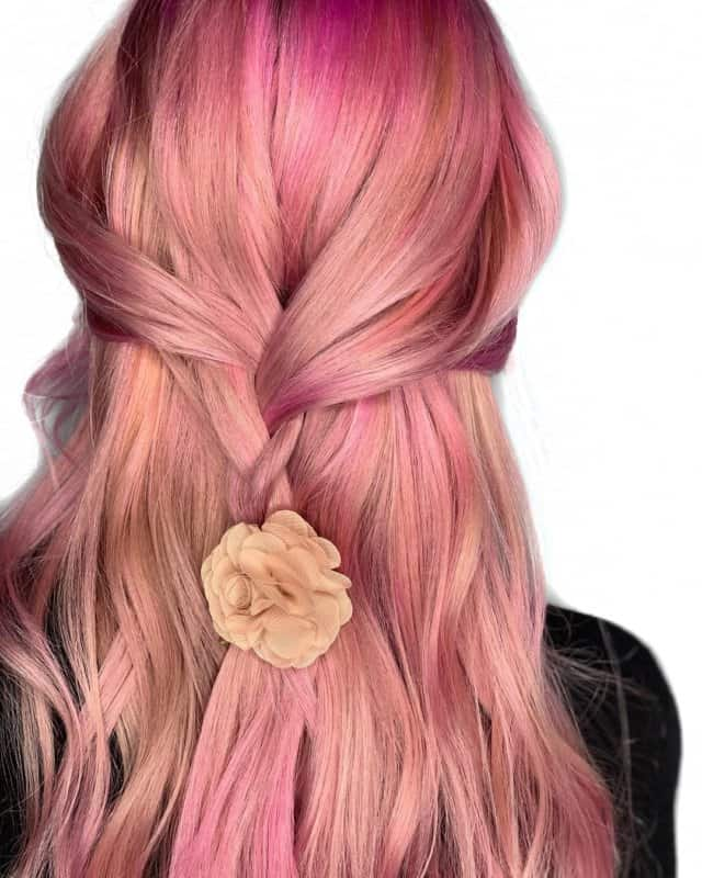 Pelo-de-dos-colores-Las-mejores-ideas-para-colorear-el-cabello-de-mujer