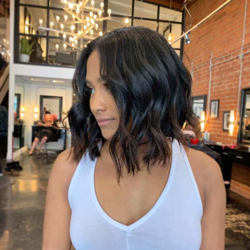 Peinados Rizados 2021 Mejores Ideas y Tendencias Para el Cabello Rizado